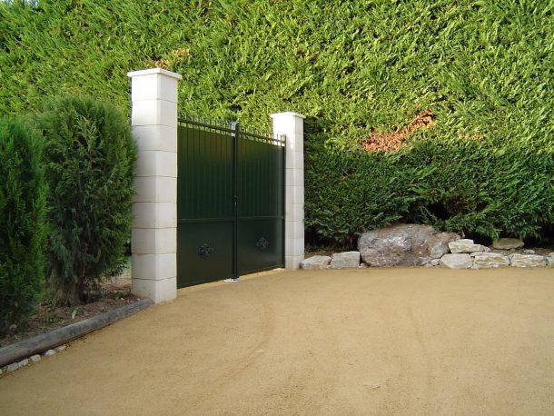 aménagement portail