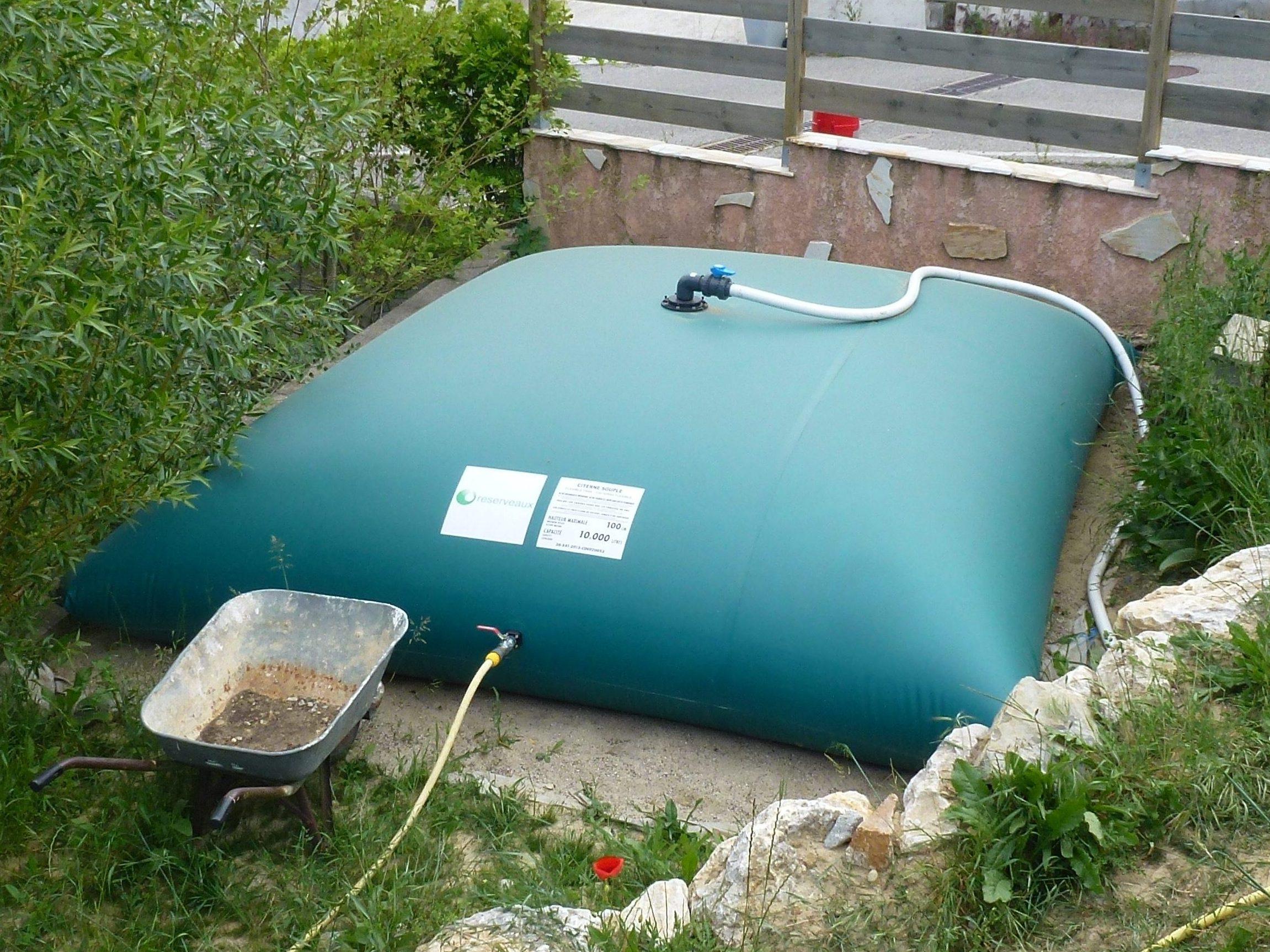 récupérateur cuve eau