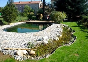 Piscine Naturelle - La-Voulte