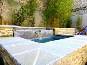 Fontaine et bassin - Saint-Donnat
