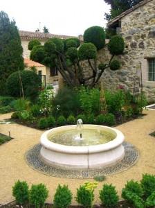 Fontaine ronde - Livron-sur-Drome