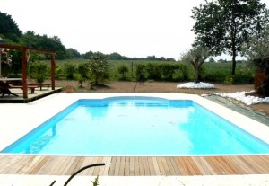 Piscine aquafeat - Mirmande