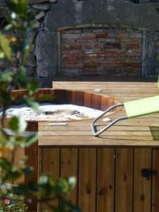 Spa en bois - Le-Pouzin