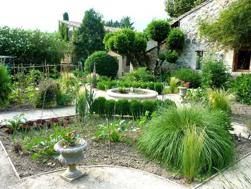 Jardin De Style Dupr La Tour Paysage 22 Ans D 39 Exp Rience