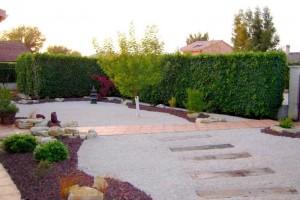Jardin zen -  Les tourrettes