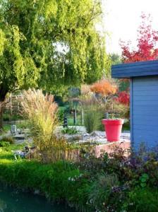 Jardin zen - Livron-sur-Drome