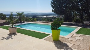 Piscine aquafeat - Charmes